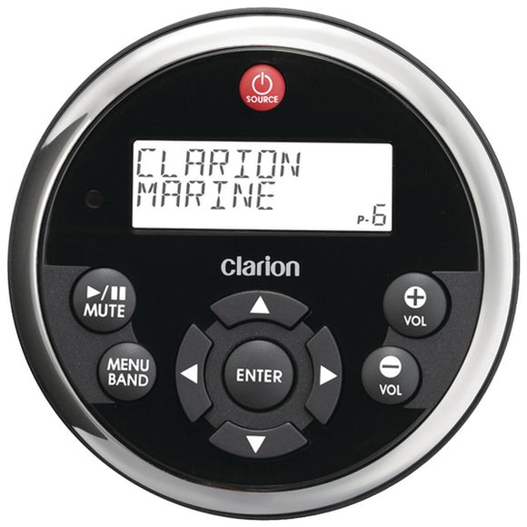 Clarion Clarion MW1 Wired Marine LCD Remote