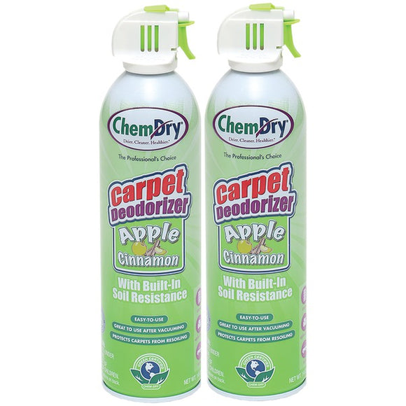Chem dry(r) Chem Dry(R) C317 2 Carpet Deodorizer (Apple Cinnamon, 2 pk)