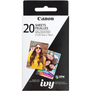 Canon Canon 3214C001 ZINK Photo Paper Pack (20 ct)
