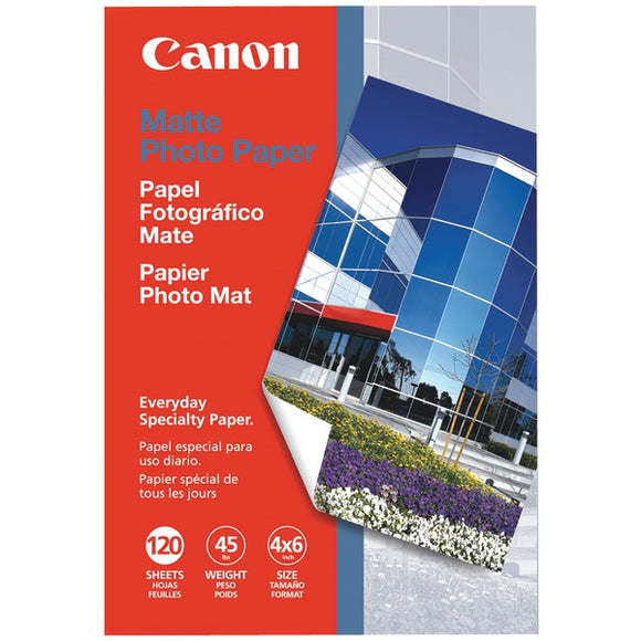 Canon Canon 7981A014AA Matte Photo Paper (4