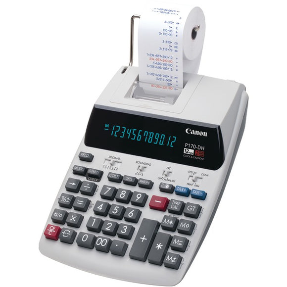 P170-DH-3 Printing Calculator