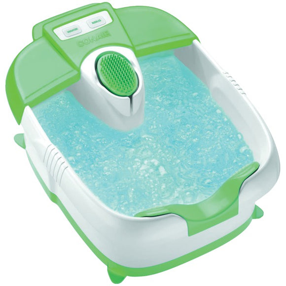 Conair(r) Conair(R) FB30 Massaging Foot Spa with Bubbles, Heat & Pedicure Attachments