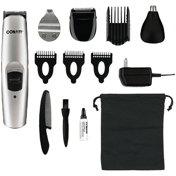 13-Piece All-in-1 Grooming System