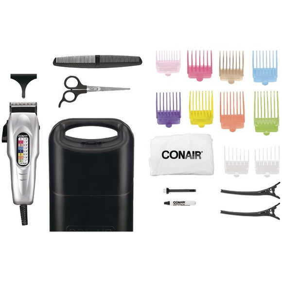 18-Piece Number Cut Haircut Kit