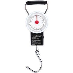 Travel Smart(R) TS602LS Luggage Scale & Tape Measure