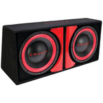 "Crunch(r) Crunch(R) CR212A CR 212A Powered Dual 12"" Subwoofer System"