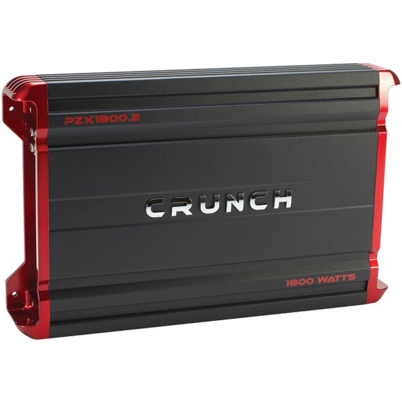 Crunch(r) Crunch(R) PZX1800.2 POWERZONE 2 Channel Class AB Amp (1,800 Watts)