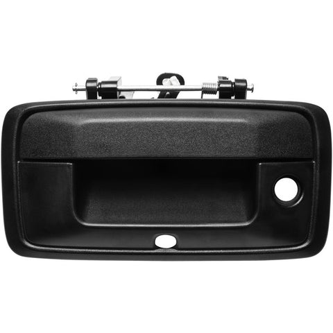 Black OEM Replacement Tailgate Housing for Use with CAM-300-400-500 (2014 & Up Chevrolet-GMC Silverado 1500-2500-3500 Trucks)