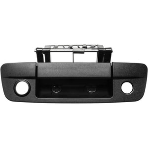 Crimestopper CrimeStopper TGH RAM 09 Black OEM Replacement Tailgate Housing for Use with CAM 300 400 500 (2009 & up RAM 1500 2500 3500)