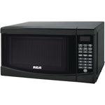 RCA RMW733-BLACK .7 Cubic-ft Microwave (Black)