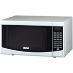 RCA RMW733-WHITE .7 Cubic-ft Microwave (White)