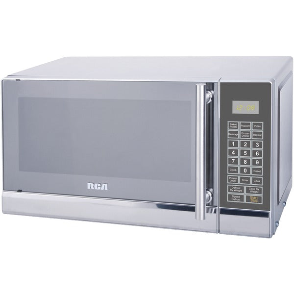 RCA(R) RMW741 .7 Cubic-ft Stainless Steel Microwave