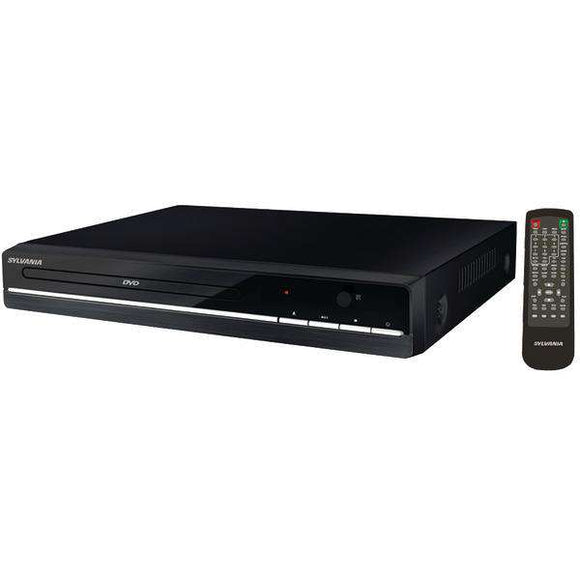 SYLVANIA SDVD1046 Compact DVD Player