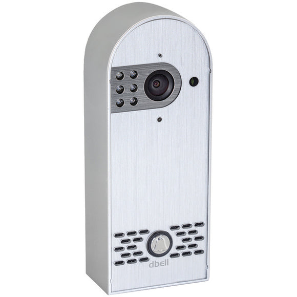 Dbell dbell DB HD LIVE S HD Live Video Doorbell (Silver)