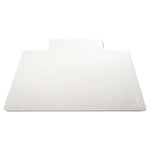 "Deflecto(r) Deflecto(R) CM13113COM Chair Mat with Lip for Carpets (36"" x 48"", Low Pile)"