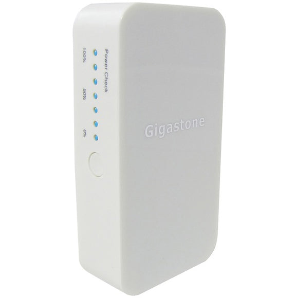 Gigastone(R) GS-MPBP1-PC 5,200mAh Universal Power Bank Charger