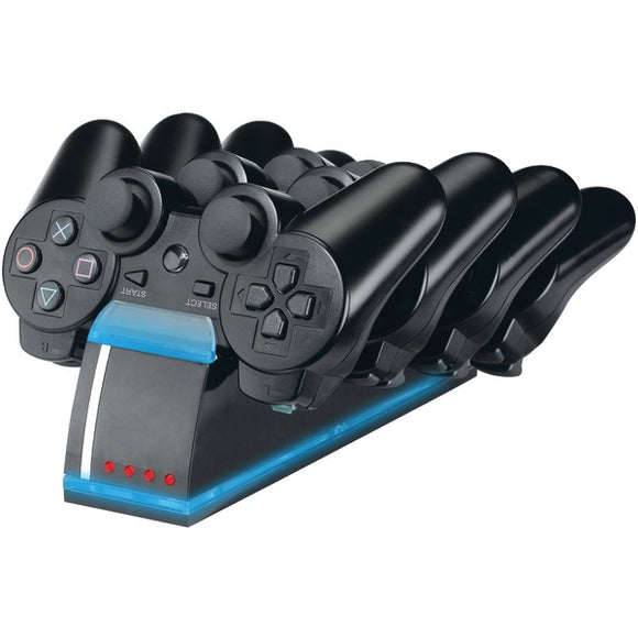 Dreamgear dreamGEAR DGPS3 1339 PlayStation3 Quad Charging Dock