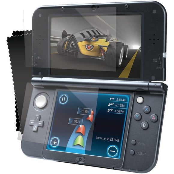 Dreamgear dreamGEAR DG3DSXL 2265 Nintendo 3DS XL Screen Protector Pack