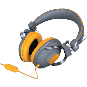 Dreamgear dreamGEAR DGHM 5516 HM 260 Headphones with Microphone (Orange)