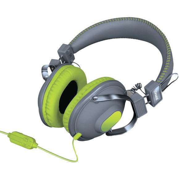 Dreamgear dreamGEAR DGHM 5517 HM 260 Headphones with Microphone (Green)