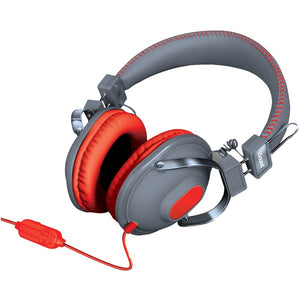 Dreamgear dreamGEAR DGHM 5518 HM 260 Headphones with Microphone (Red)