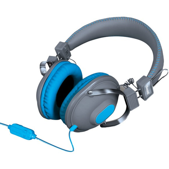 Dreamgear dreamGEAR DGHM 5519 HM 260 Headphones with Microphone (Blue)