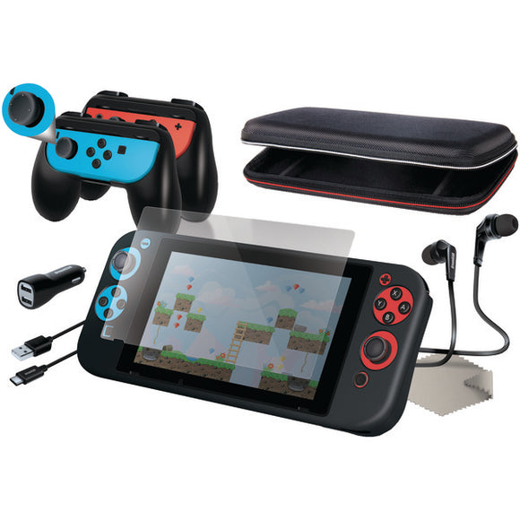 Dreamgear dreamGEAR DGSW 6502 Starter Kit for Nintendo Switch