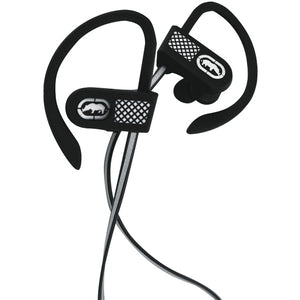 Ecko Unltd.(r) Ecko Unltd.(R) EKU RNR2 BK Bluetooth(R) Runner2 Earhook Earbuds with Microphone (Black)