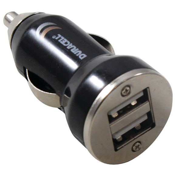 Duracell Duracell DU6117 Dual Mini USB Car Charger