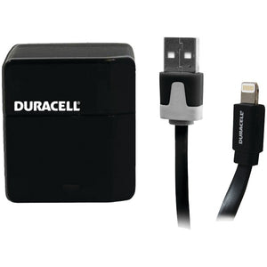 Duracell Duracell PRO173 1 Amp USB Wall Charger with Lightning Cable