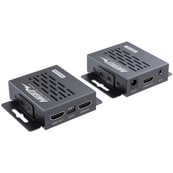 HDMI(R) PoE Extender over Single CAT-6 with IR 1080p