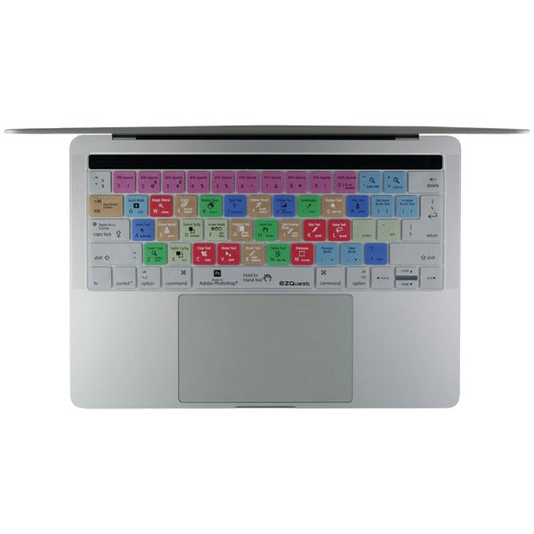 EZQuest X22410 Keyboard Cover with Adobe(R) Photoshop(R) Shortcuts