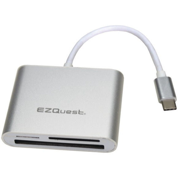 EZQuest X40011 USB-C(TM) Card Reader