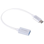 EZQuest X40099 USB-C(TM)-Thunderbolt(R) 3 to USB 3.0 Female Adapter