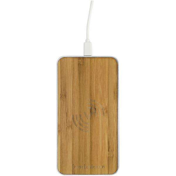 [Fuse]Chicken WGT GRAVITY TOUCH Wireless Charging Base (Bamboo)