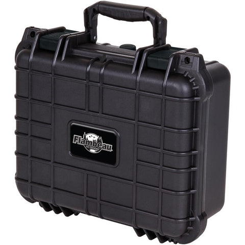 Flambeau 1109HD HD Series Small Pistol Case (Black)