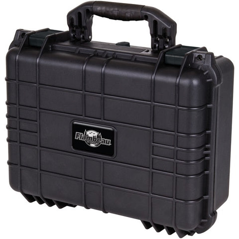 Flambeau 1410HD HD Series Medium Pistol Case (Black)