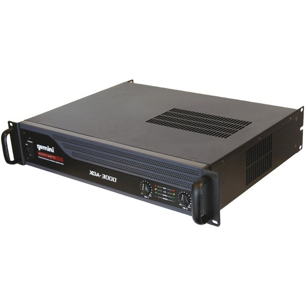 Gemini XGA-3000 Professional Power Amp (3,000W)