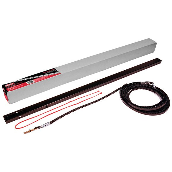 Garage Door Opener Extension Kit for 5-Piece Belt-Drive Tube Rails
