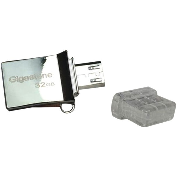 Gigastone GS-U332GMETAL-R Metal USB 3.0 Flash Drive (32GB)