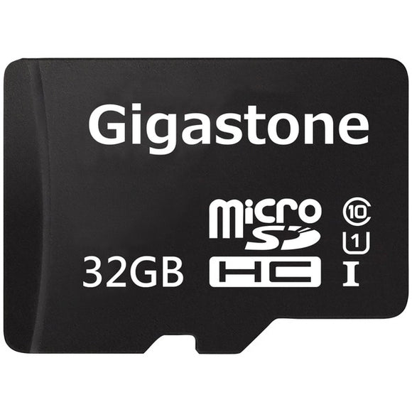 Gigastone(R) GS-SDHC80U1-32GB-R Prime Series SDHC(TM) Card (32GB)