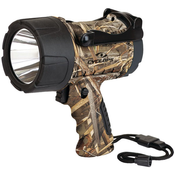 350-Lumen Realtree MAX-5(R) Camo Handheld LED Spotlight