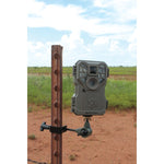 HME(TM) HME-TPCH T-Post Trail Camera Holder