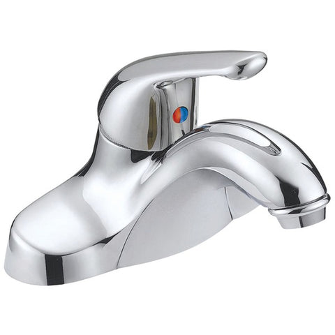 AquaPlumb(R) 1554010 Chrome-Plated Single-Handle Bathroom Faucet