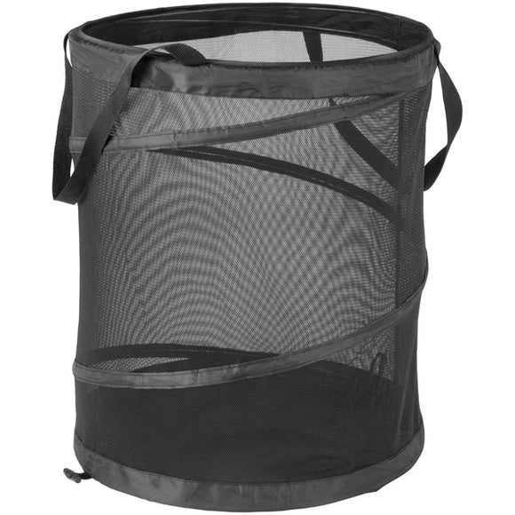 Honey-Can-Do HMP-01127 Large Mesh Pop-up Hamper with Handles