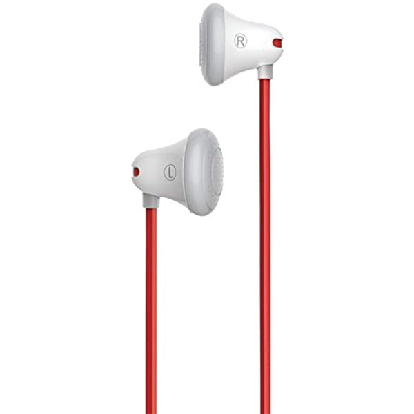 Mrice Mrice E100A WH E100A Earbell In Ear Earbuds (White)