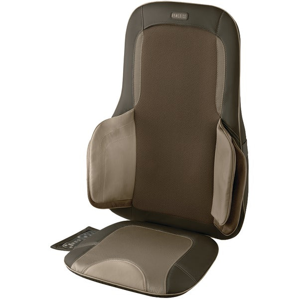 HoMedics(R) MCS775H Air Compression & Shiatsu Massage Cushion