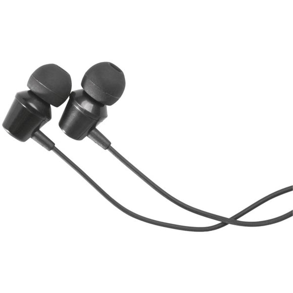 JAM HX-EP010BK Buds Earbuds with Microphone (Black)