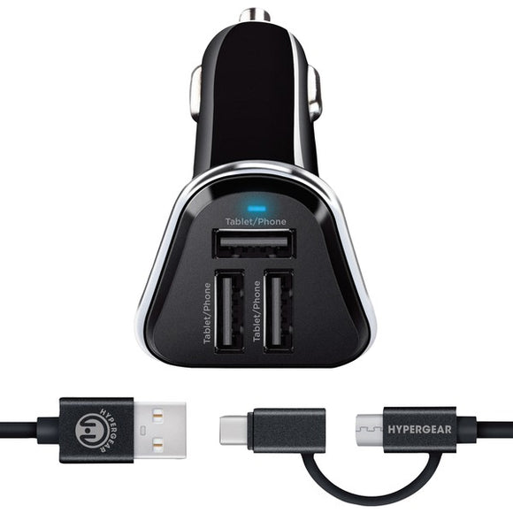 HyperGear 14178 High Power Kit with Charger & Hybrid Cable