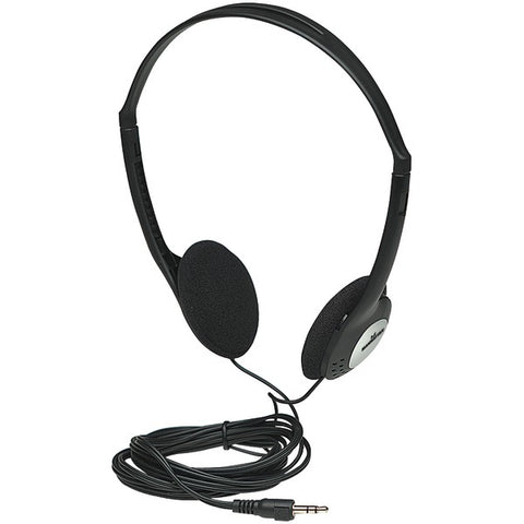 Manhattan 177481 Adjustable Stereo Headphones with Cushioned Earpads
